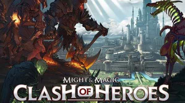 Might and Magic Clash Of Heroes Android apk + data