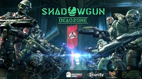 Shadowgun Deadzone Android apk + data