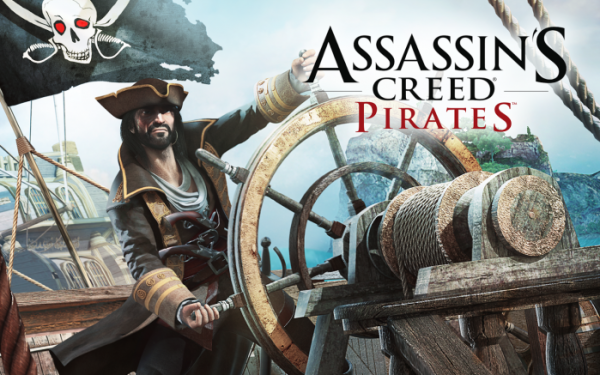 Assassin's Creed Pirates Android apk + data