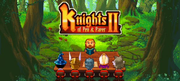 Knights of Pen & Paper 2 Android apk + data Mod (MEGA)