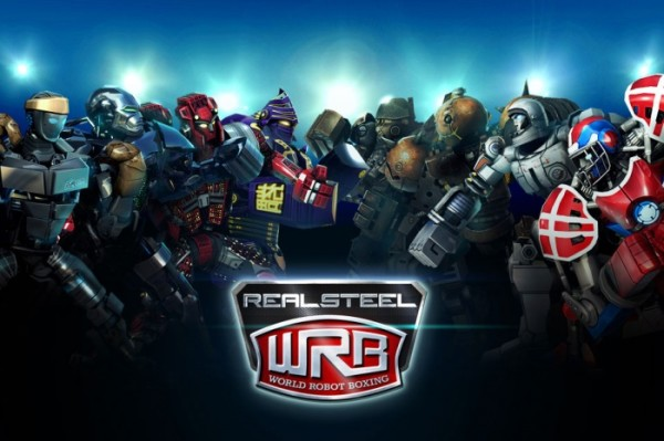 Real Steel World Robot Boxing Android apk + data Mod (MEGA)