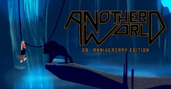 Another World Android apk + data (MEGA)