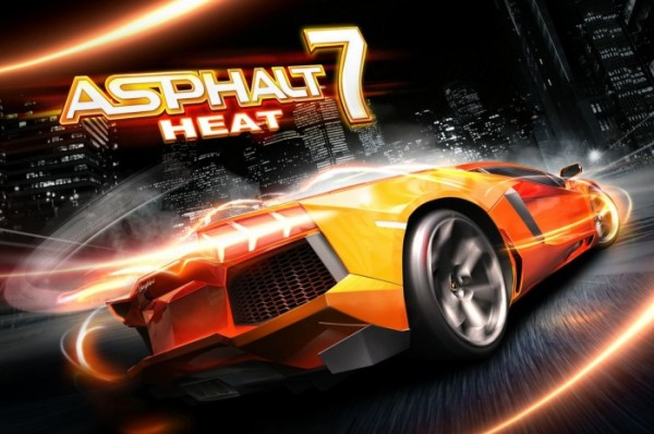 Asphalt 7 Heat Android apk + data
