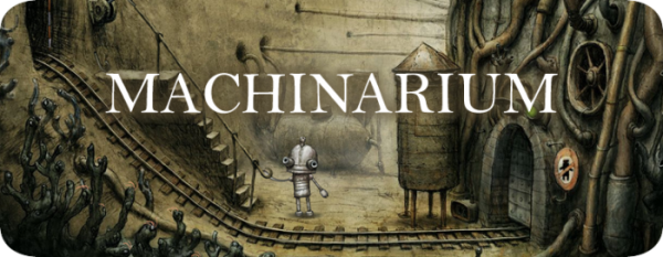 Machinarium Android apk + data (MEGA)