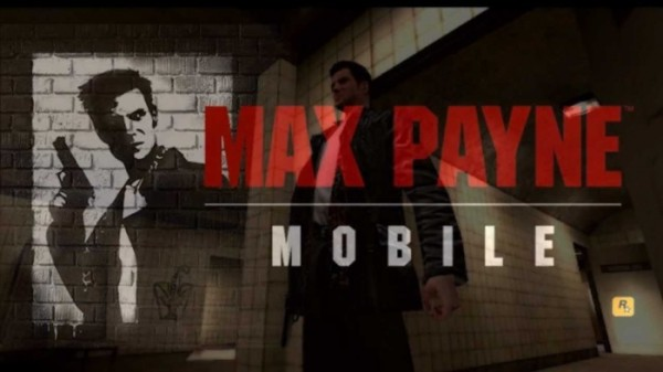 Max Payne Mobile Android apk + data