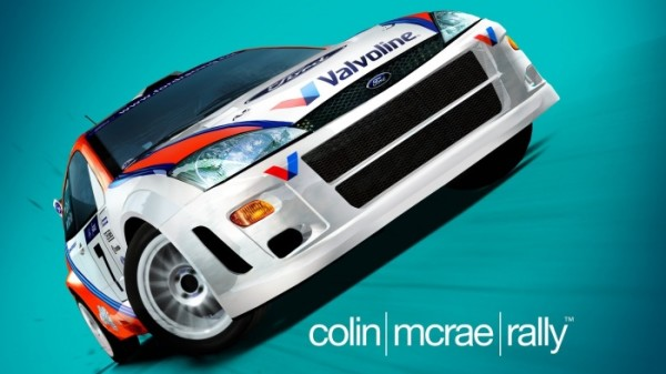 Colin McRae Rally Android apk + data (MEGA)
