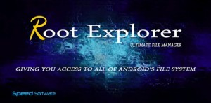 Root Explorer v3.3.4 Android