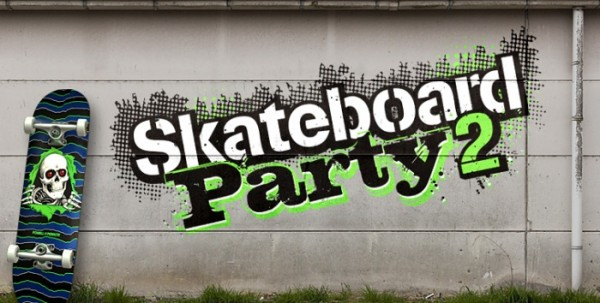 Skateboard Party 2 Android apk + data (MEGA)