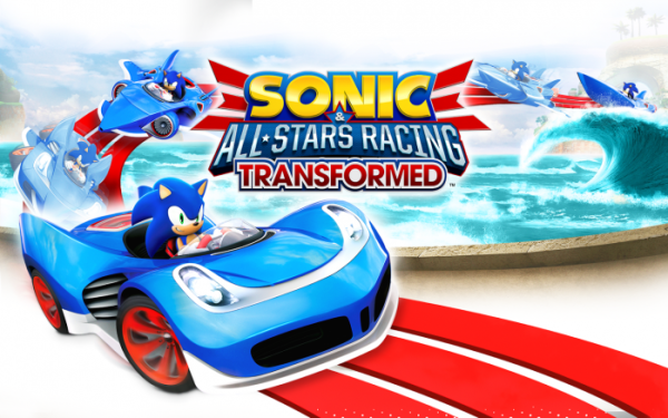 Sonic Racing Transformed Android apk + data
