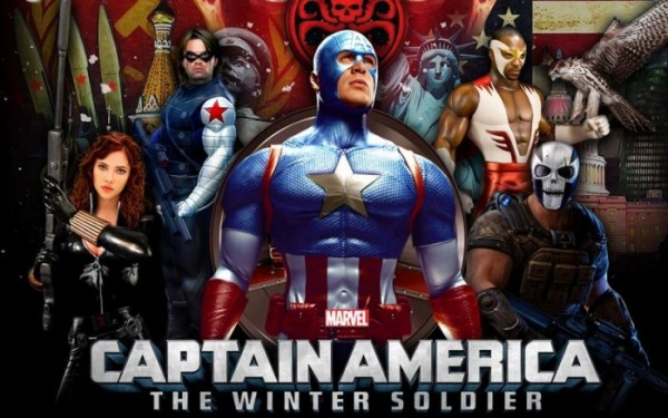 Capitan America The Winter Soldier Android apk + data (MEGA)