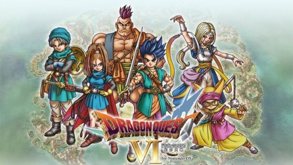 Dragon Quest VI Android apk + data (MEGA)