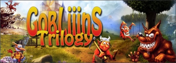 Gobliiins Trilogy Android apk + data