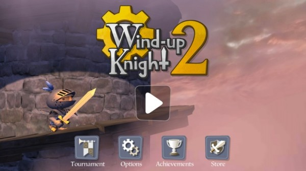 Wind-up Knight 2 Android apk + data
