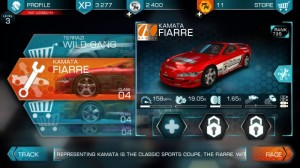 Ridge Racer Slipstream Android