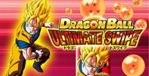 Dragon ball ultimate swipe Android