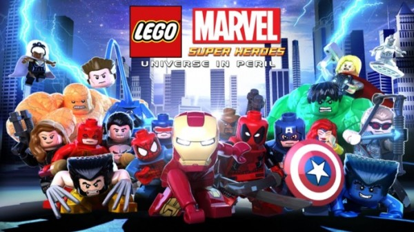 LEGO Marvel Super Heroes Android apk + data (MEGA)