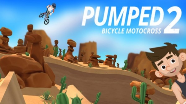Pumped BMX 2 Android apk (MEGA)