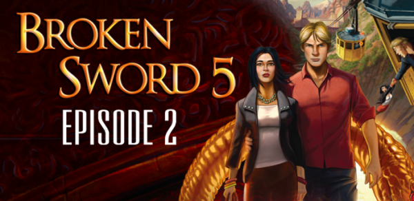 Broken Sword 5 Android apk + data