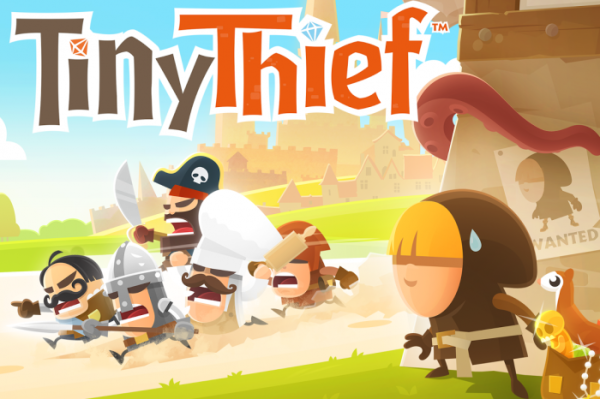 Tiny Thief Android apk + data v1.2.1 Mod (MEGA)