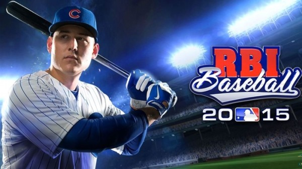 R.B.I. Baseball 15 Android apk + data