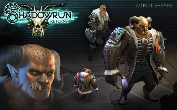 Shadowrun Returns Android apk + data v1.2.6