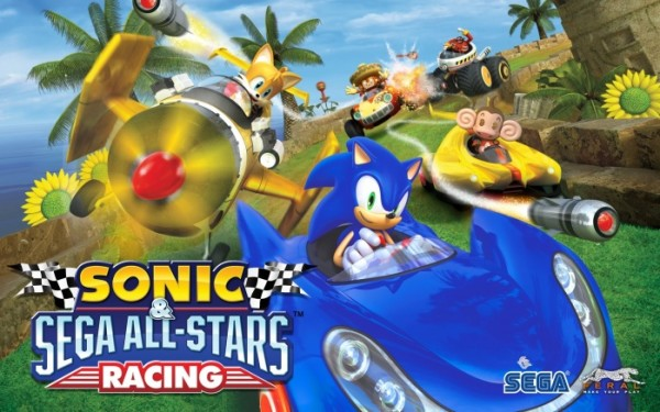 Sonic & SEGA All Stars Racing Android apk + data v1.0.1