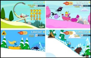 Ski Safari: Adventure Time Android apk + data v1.5.2 (MEGA)
