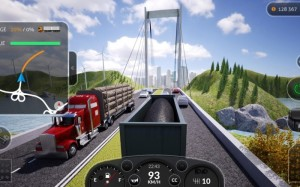 Truck Simulator Pro 2016 Android apk + data v1.5.1 (MEGA)