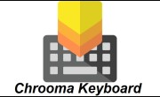 Chrooma Keyboard Android apk v1.4.1 (MEGA)