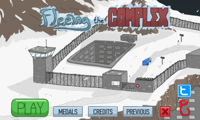 Fleeing the Complex Android apk v1.0.2 (MEGA)