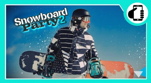 Snowboard Party 2 Android apk + data v1.0.2 (MEGA)