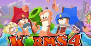 Worms 4 Android apk + data v1.0.419806 (MEGA)
