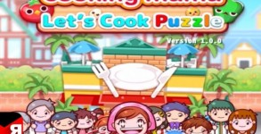 Cooking Mama Let's Cook Puzzle Android apk v1.0.1 (MEGA)