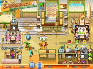 Delicious Tea Garden Android apk + data v6.0 (MEGA)