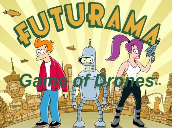 Futurama: Game of Drones Android apk Mod v0.8.0 (MEGA)