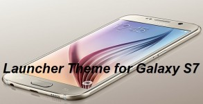Launcher Theme for Galaxy S7 Android apk v1.0.1 (MEGA)