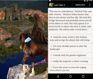 Lost Heir 2: Forging a Kingdom Android apk v1.0.0 (MEGA)