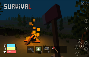 Pixel Day - Unturned Z Android apk v1.03 (MEGA)