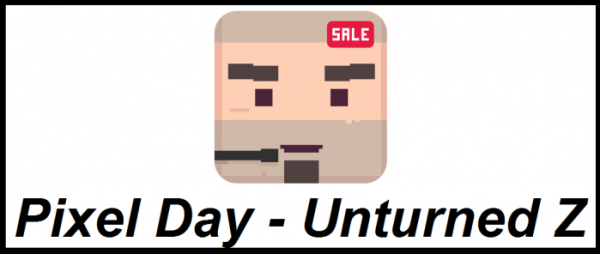 Pixel Day – Unturned Z Android apk v1.03 (MEGA)