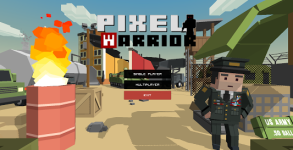Pixel Warrior: At Daybreak Android apk v2.0.5 (MEGA)