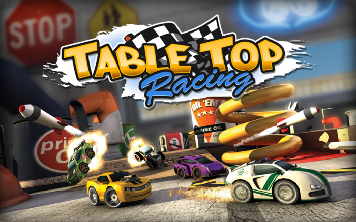 Table Top Racing Premium Android apk + data v1.0.40 (MEGA)