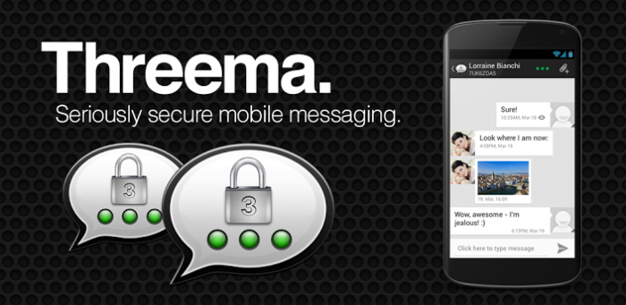Threema Android apk + Plugins v2.61 (MEGA)