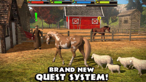 Ultimate Horse Simulator Android apk v1.1 (MEGA)