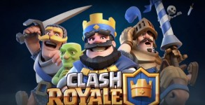 Clash Royale Android apk ultima version (MEGA)