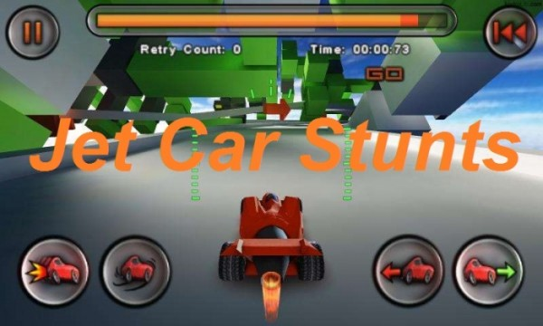Jet Car Stunts Android apk v1.06 (MEGA)