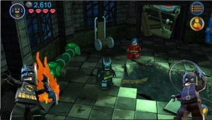 LEGO Batman: DC Super Heroes Android apk + data v1.04 (MEGA)