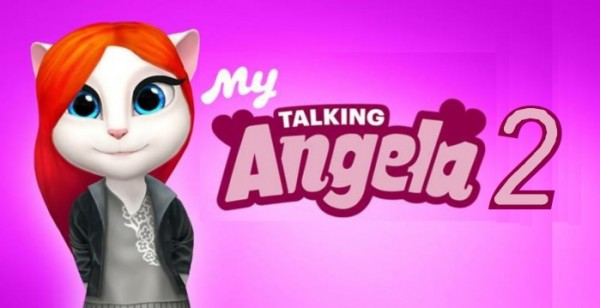 My Talking Angela 2 Android apk Mod v1.0 (MEGA)