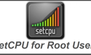 SetCPU for Root Users Android apk v3.1.2 (MEGA)