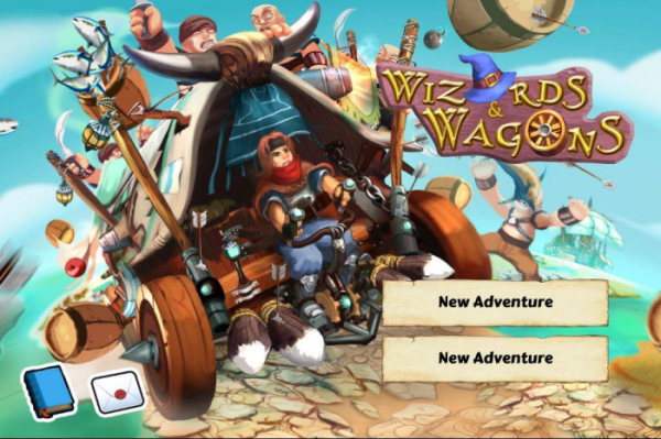 Wizards and Wagons Android apk v1.03 (MEGA)