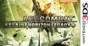 Ace Combat Assault Horizon Legacy Plus 3ds cia Region Free (MEGA)
